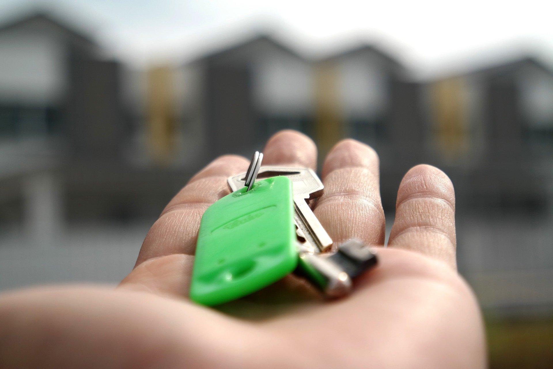 New Keys - Moving House Checklist